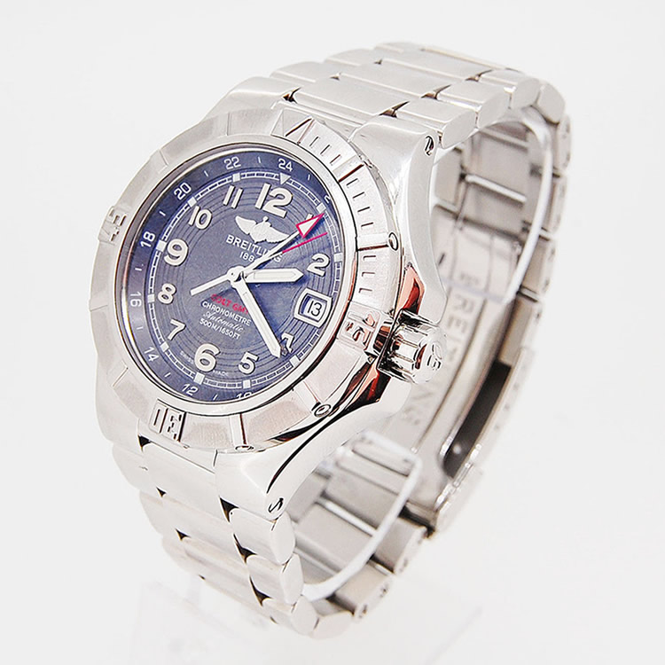 Colt Gmt Breitling Automatic – Gents Jewellers Krafft