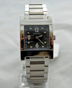 Gents-Gucci-Quartz-stainless-Model-7700m