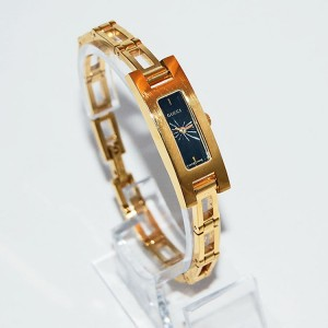 Ladies-Gold-Plated-Gucci-Bracelet-Watch