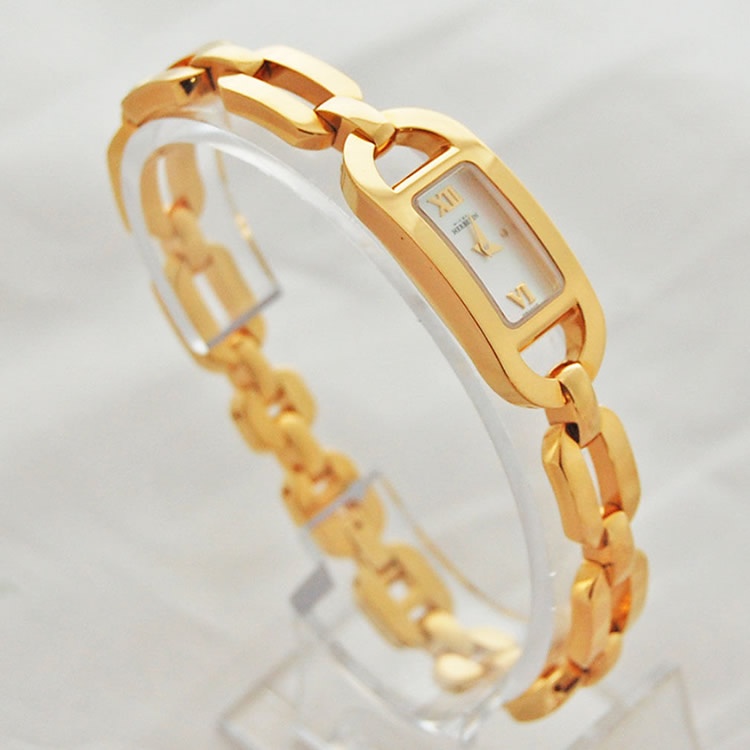Ladies-Gold-plated-Michel-Herbelin-1
