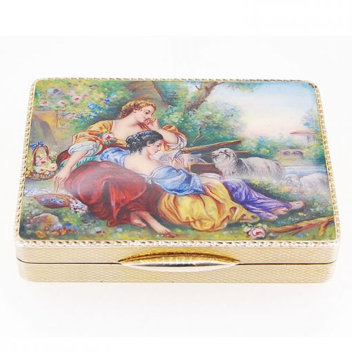 Ladies-Silver-Evening-Pill-Box-1932